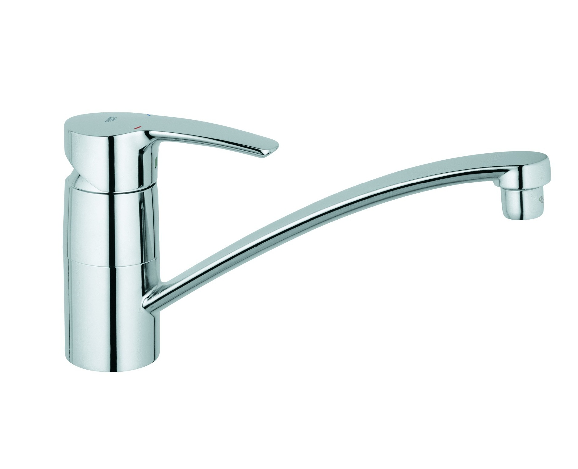 Mitigeur Évier bec bas GROHE Eurostyle
